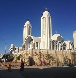 Coptic Church Hurghada