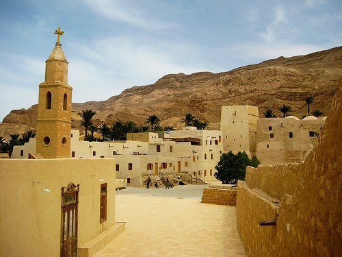 St Anthonys Monastery Egypt