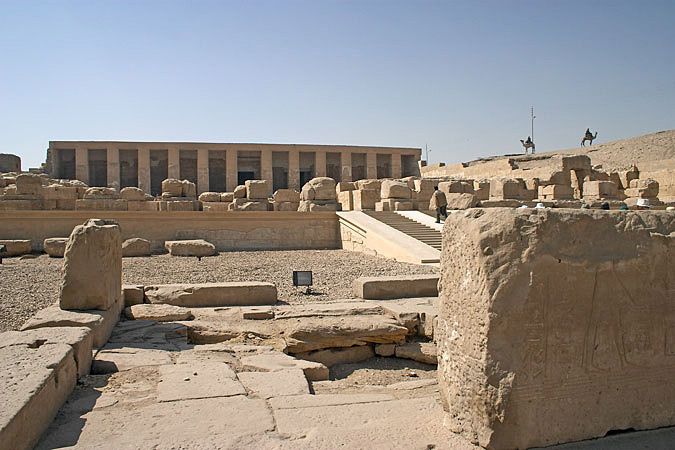 Abydos Temple Luxor