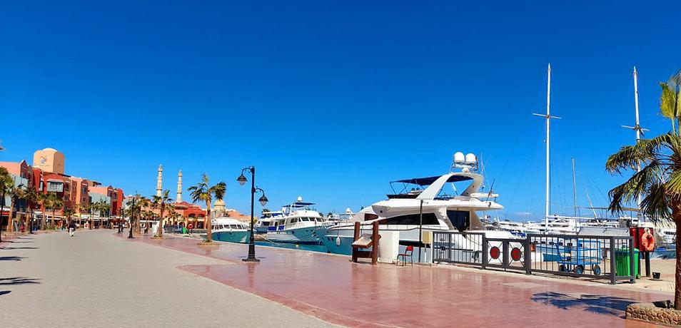 Hurghada Marina - Destination Hurghada