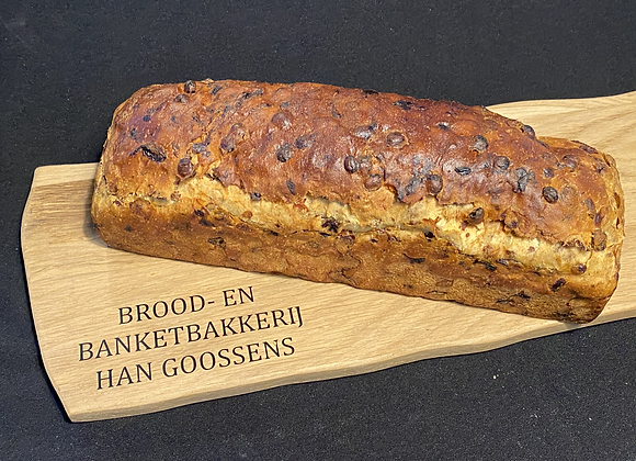 Extra Gevuld Rozijnenbrood