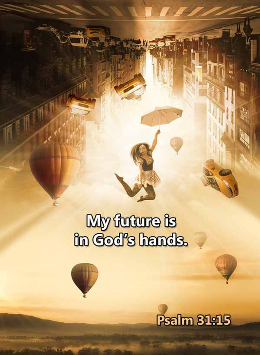 My future is in Gods hands Psalm 31_15LR