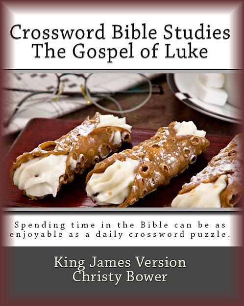 Luke (Crossword Bible Studies)
