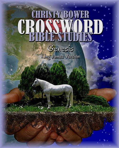 Crossword Bible Studies: Genesis (KJV)