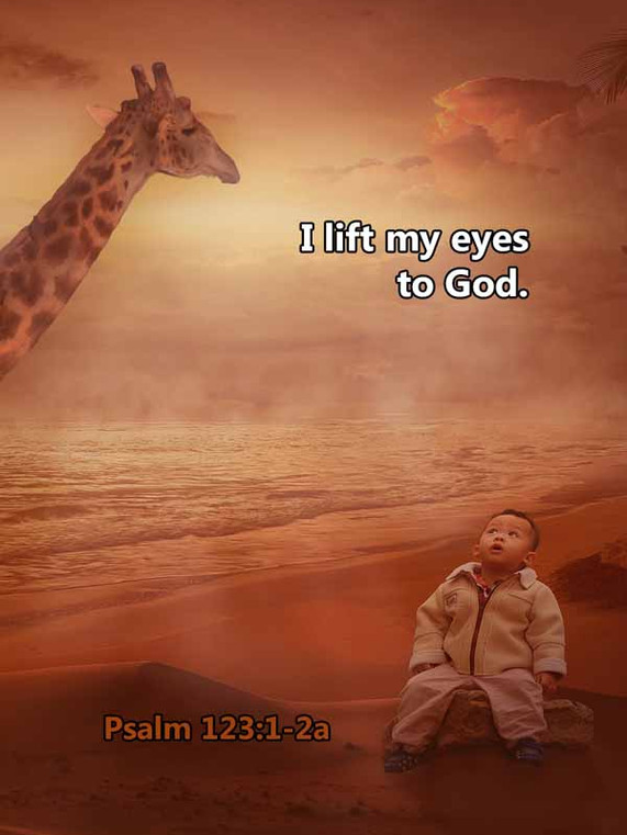 I lift my eyes to God Psalm 123LR.jpg
