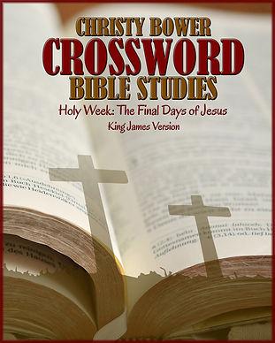 Crossword Holy Week Full Size Border LR.