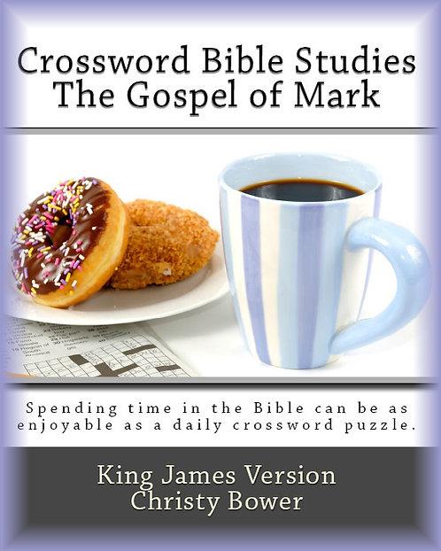 Mark (Crossword Bible Studies)