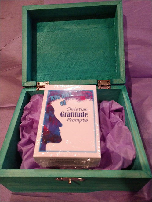 Gratitude Box 2 (One of a Kind)