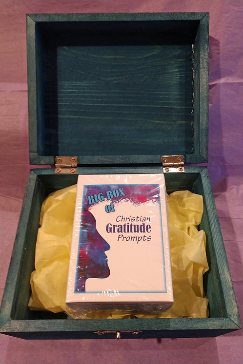 Gratitude Box 3 (One of a Kind)