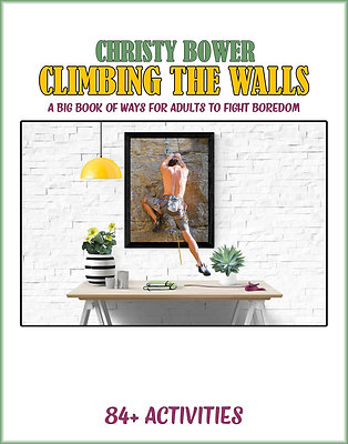Climbing the Walls: A Big Book of Ways for Adults to Fight Boredom