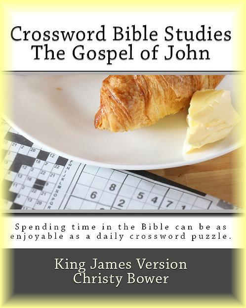 John (Crossword Bible Studies)