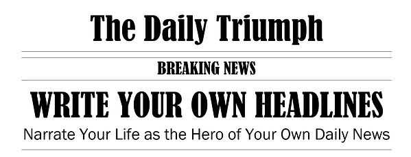 Write Your Own Headlines