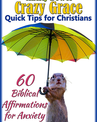 60 Biblical Affirmations for Anxiety by
