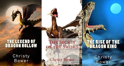 Dragon Hollow Trilogy (Set of 3)