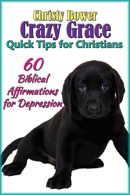 60 Biblical Affirmations for Depression
