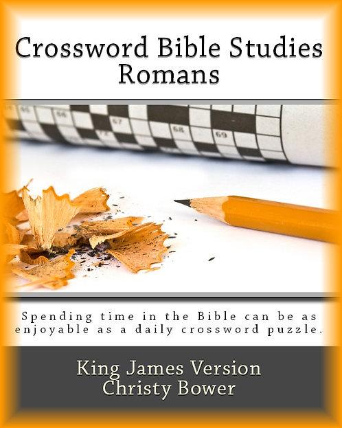 Romans (Crossword Bible Studies)