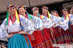 Orlyk Ukrainian Dancers