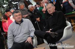 John Parrot & Steve Davies