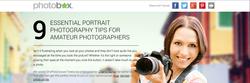 Photobox Photography & Tutorial