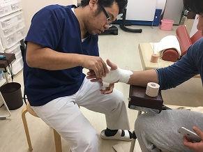 【初めての方】スポーツ外傷・障害