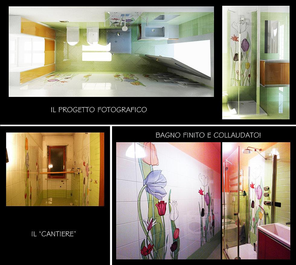 inarte progetti di lucio mana, interior designer - Arredo Bagno Savigliano