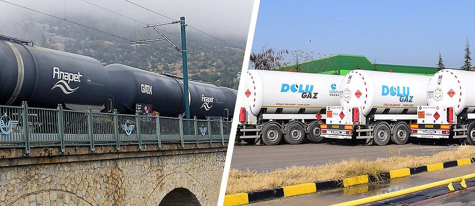 Lokal Enerji Akaryakıt LPG Nakliye