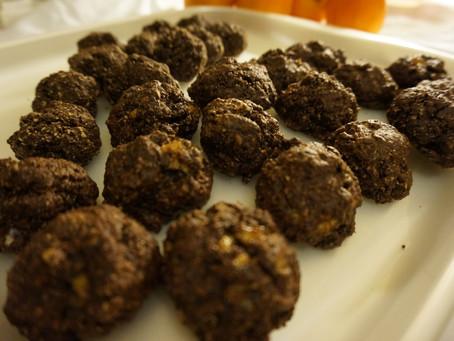 Healthy Chocolate Balls Recipe