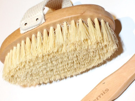 Benefits of Body Brushing