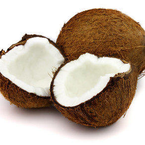 Dry Damaged Hair? Try Coconut