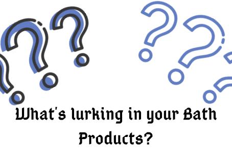 Toxic chemicals or misrepresented ingredients?