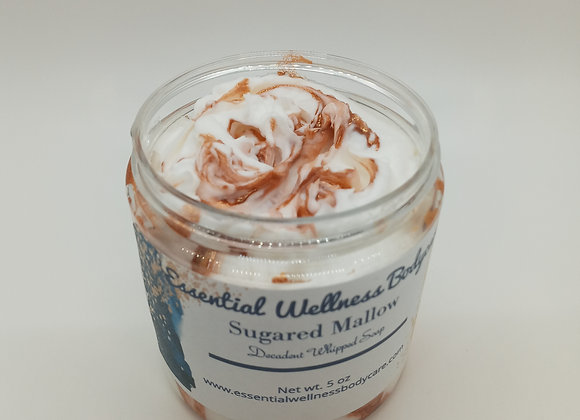 Sugared Mallow Whipped Soap