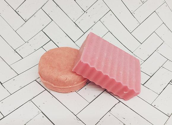 Collagen Shampoo/Conditioner Set