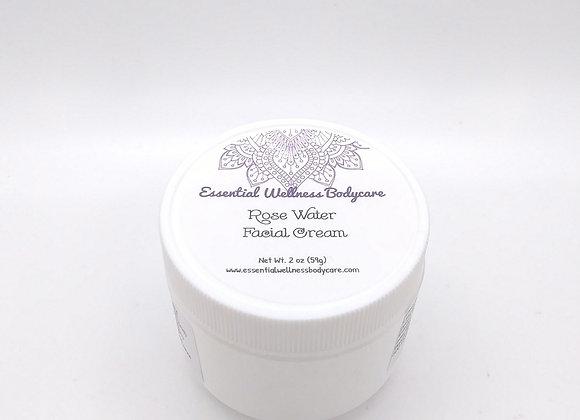 Rose Water Facial Cream
