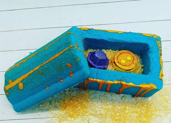 Captain Dreadful's Treasure Bath Bomb