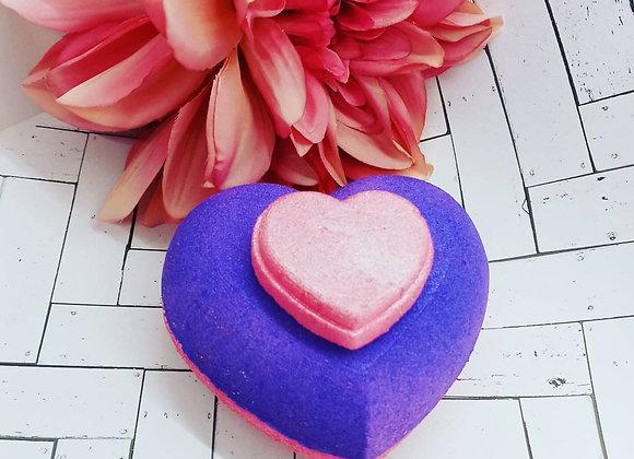 Heart's Desire Bomb Shell Bath Bomb