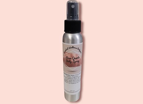 Rose Quartz Body Spray