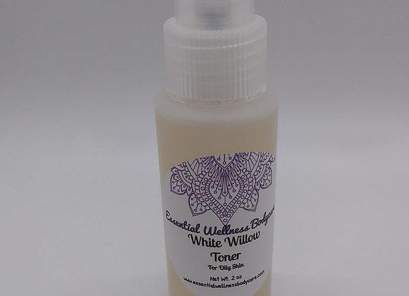White Willow Toner for Oily Skin