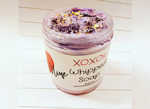 X's & O's Whipped Soap