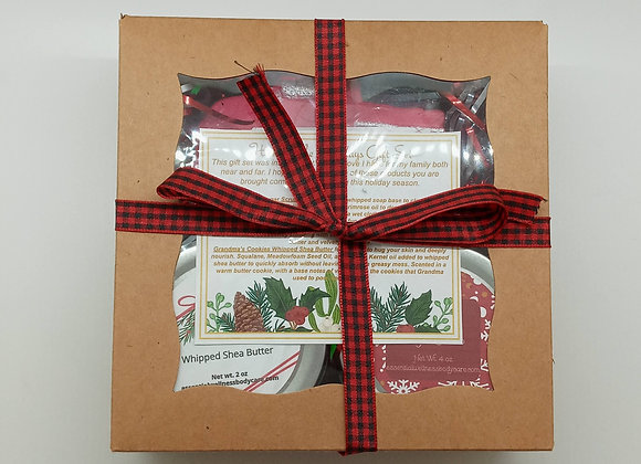 Home for the Holidays Gift Set