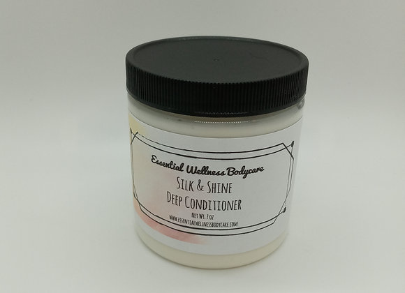 Silk & Shine Deep Conditioner