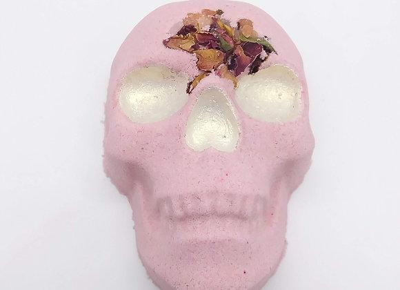 Skulls & Roses Bath Bomb