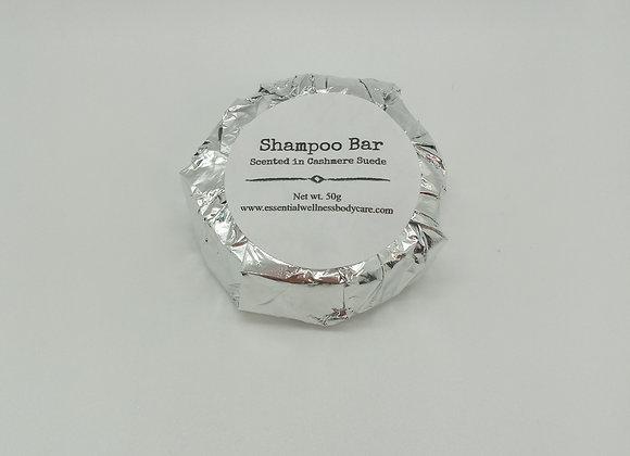 Cashmere Suede Shampoo Bar