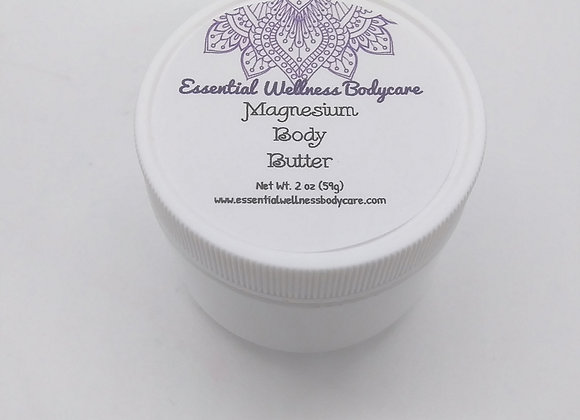 Magnesium Body Butter