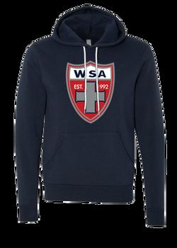 WSA Bella Hoodie - Navy-2