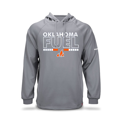 5016. Fuel Flame - Youth Marucci Technical Hoodie -2-Colors Available
