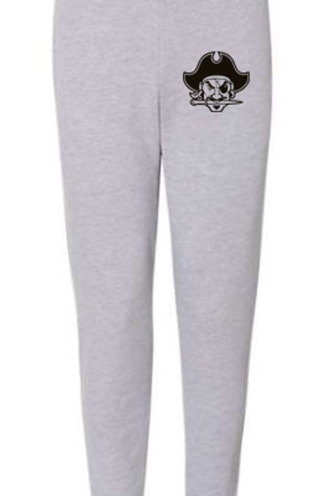 1011. Pirate Head - Bella - Unisex Joggers