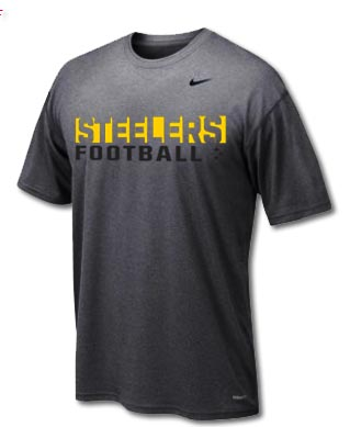Steelers Nike Dri Fit