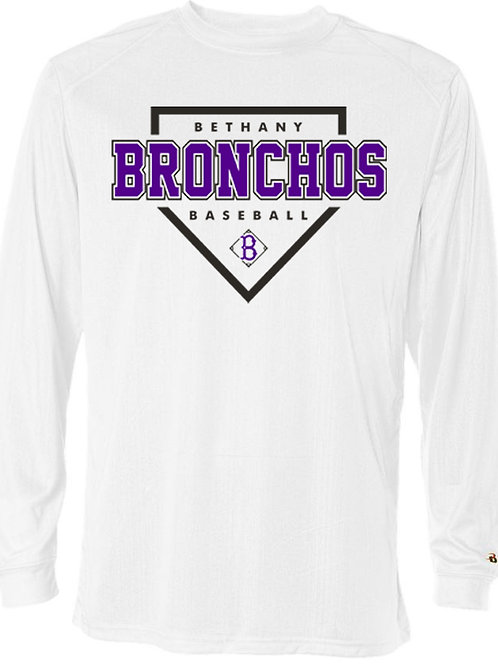 7026. Bronchos Plate - Cotton - Long Sleeve
