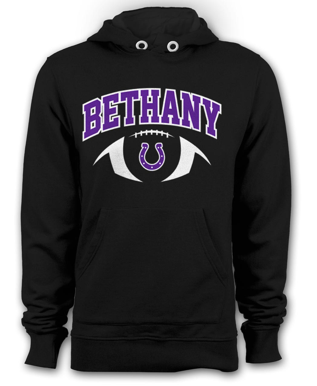 Bethany Colts Black Hoodie