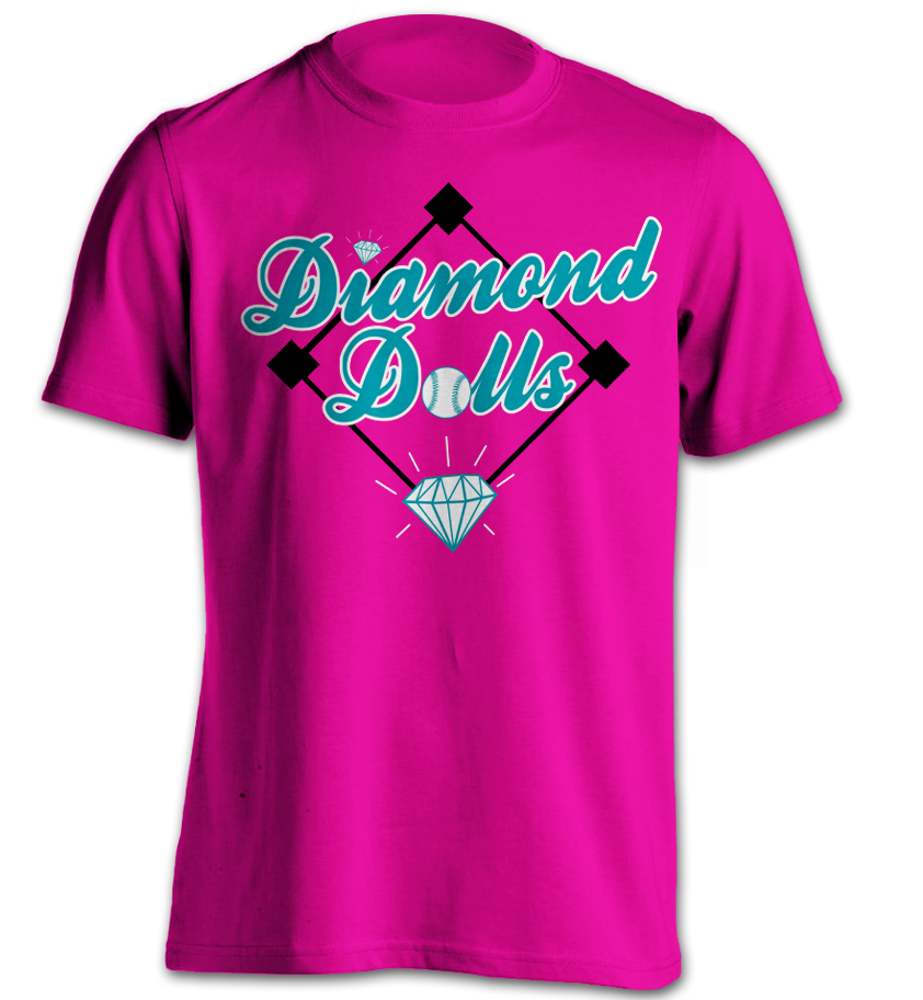 Diamond Dolls Pink T